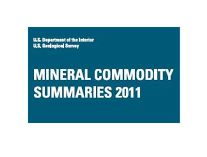 USGS Mineral Commodity...