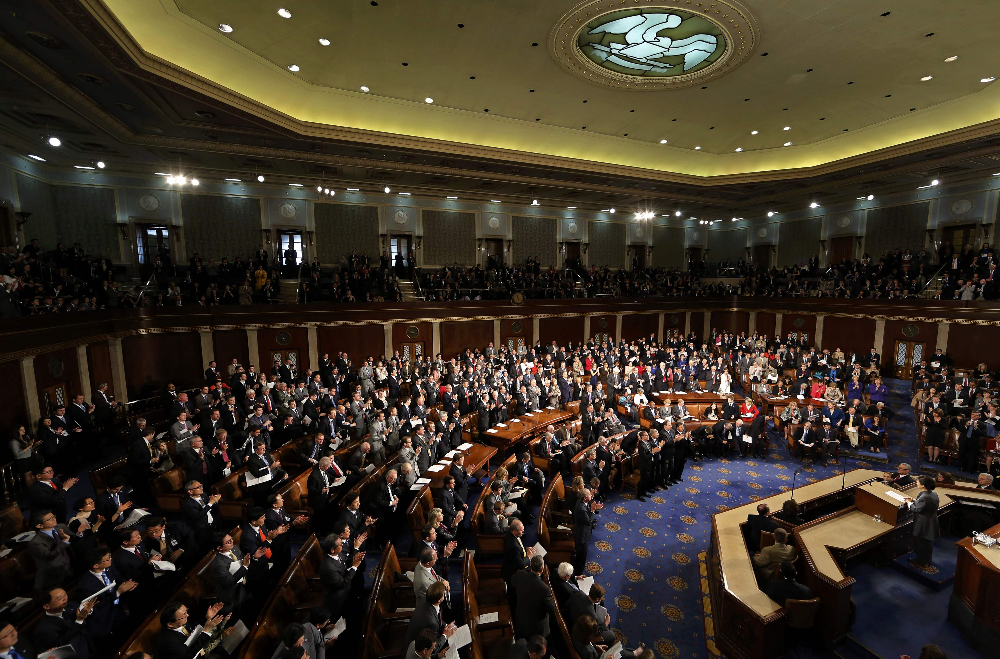 an analysis of american congress Constitution of the united states of america: analysis and interpretation.